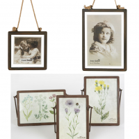 Photo Frames and Storage