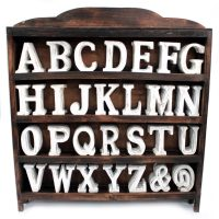 Letters, Plaques & Signs